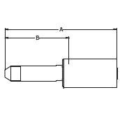 6Y2LX – Трубный штуцер среднего давления