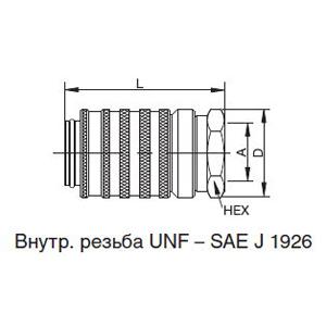 Муфты PD260
