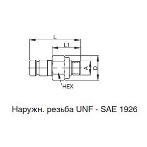 Ниппели; PD341, PD351*, PD361*