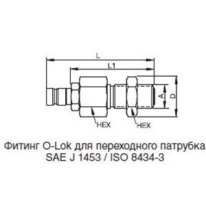 Ниппели; PD346*