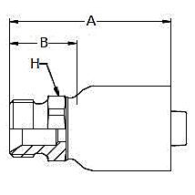 1D9EH – Наружный по стандарту BSP