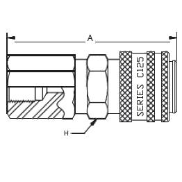 125 – Соединительная муфта