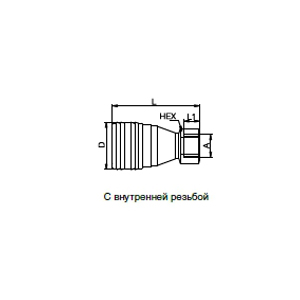 Муфты - с клапаном; термопластик
