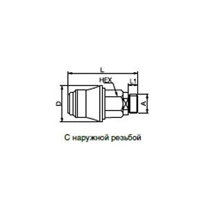 Муфты - с клапаном; медицинская техника