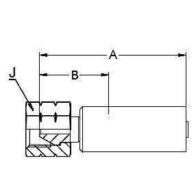 """1AYTX – Внутренний вертлюжного соединения типа """"M"""""""