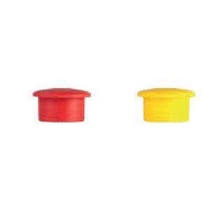 Цветные пылезащитные крышки