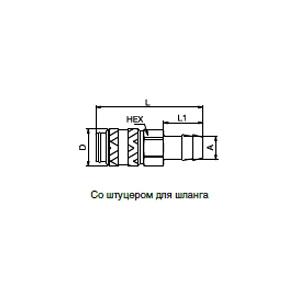 Муфты - с клапаном; обеспечение безопасности