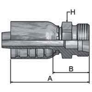 DIN - Метрические D2