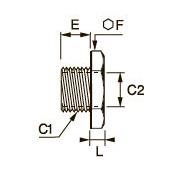 0905 Понижающий редуктор, наружная/внутренняя резьба BSPP и метрическая