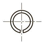 SBR Кольцо для пайки. Для дюймовых труб