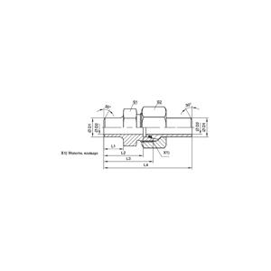 ASK Сварные фитинги для разъёмного соединения труб