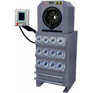 Обжимной пресс повышенной мощности TH 8-800-BM