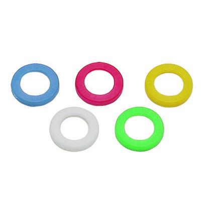3110 Цветные накладки для освобождающих колец-кнопок