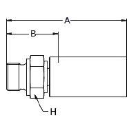 1D98X – Наружный по стандарту BSP