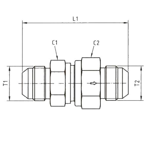 RHDMTXS Обратный клапан