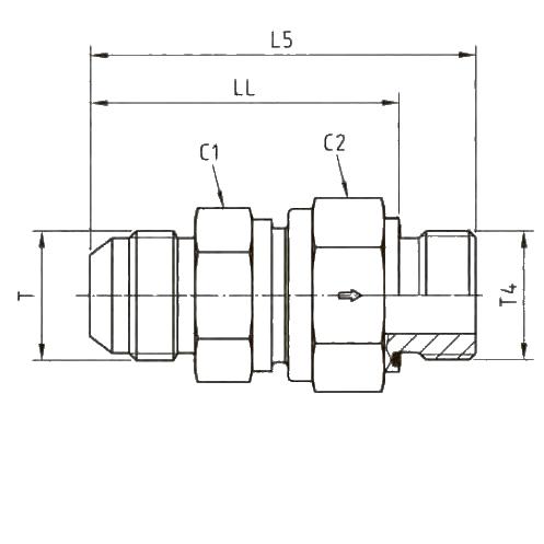 RHZ42EDMXS Обратный клапан