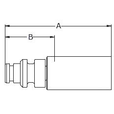1MB8X – Наружный типа Stecko