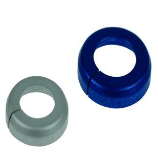 3610 Цветные накладки на освобождающие кольца-кнопки